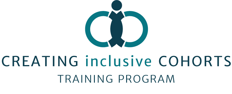 Creating Inclusive Cohorts Training Program logo